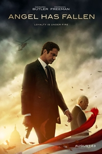 Caption Poster for Angel Has Fallen