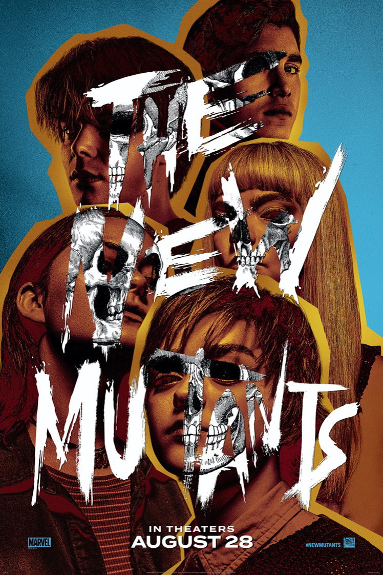 Poster of New Mutants, The