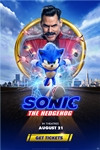 Sonic. la película Poster