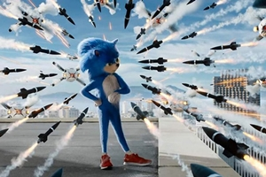 Still 4 for Sonic The Hedgehog
