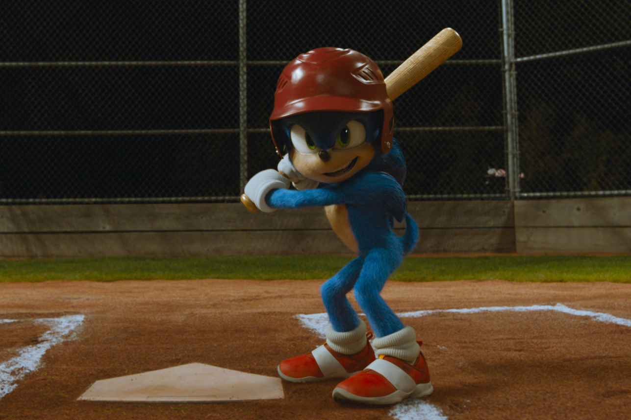 Photo 17 for Sonic The Hedgehog