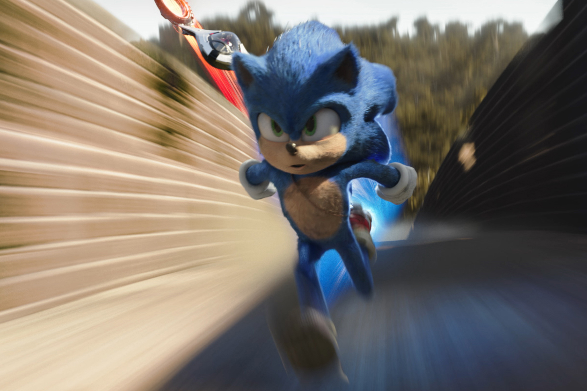 Photo 18 for Sonic The Hedgehog