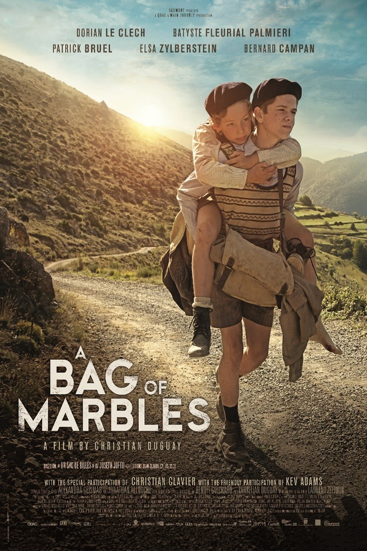 A Bag of Marbles (Un sac de billes)