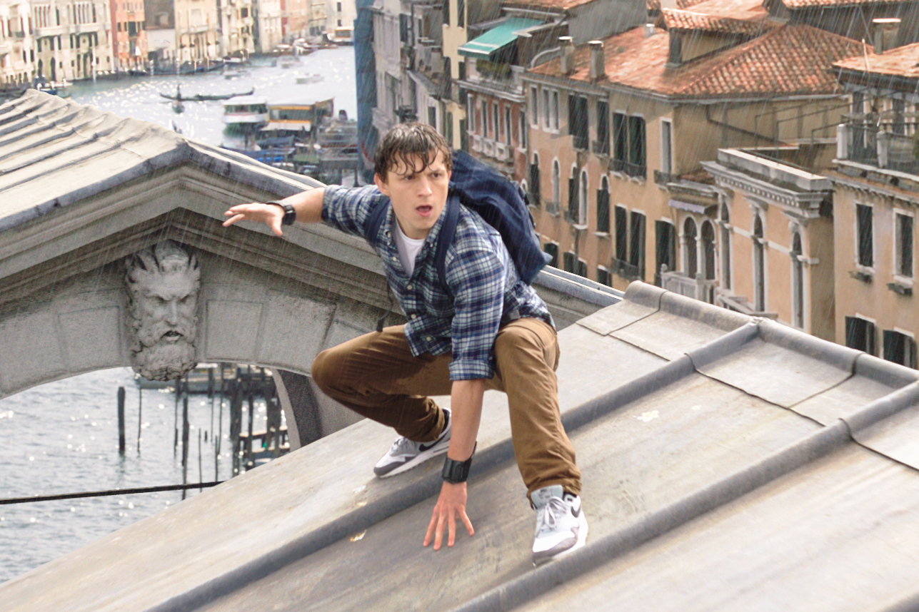 Still #0 for Spider-Man: Far from Home