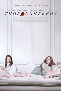 Thoroughbreds Poster