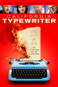 Poster for California Typewriter
