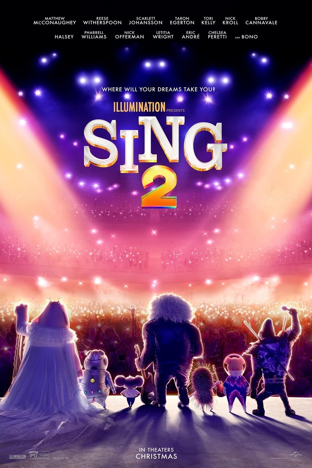 Poster of Sing 2
