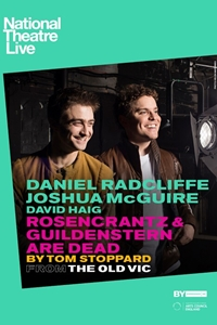 National Theatre Live: Rosencrantz & Guildenstern Are Dead Poster