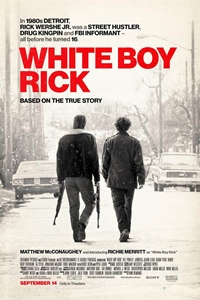 Poster of White Boy Rick
