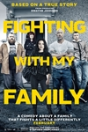 Fighting with My Family Poster