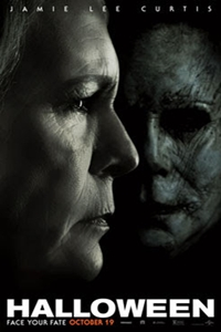 Poster of Halloween (2018)