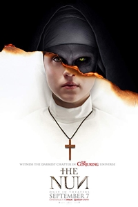 Caption Poster for The Nun
