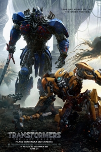 Transformers: The Last Knight 3D Poster