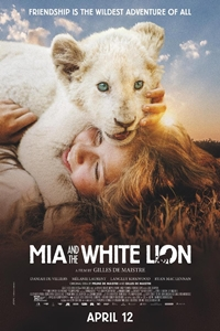Mia and the White Lion Poster