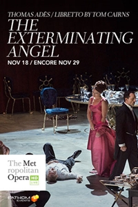 The Metropolitan Opera: The Exterminating Angel Poster