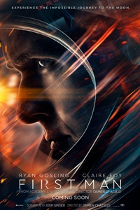 First Man in D-BOX Poster