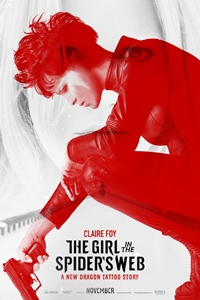 Girl in the Spider's Web, The Poster