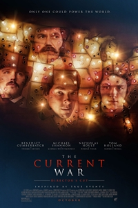 Poster for The Current War- Director's Cut