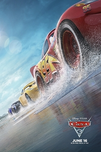 Poster of Cars 3 3D