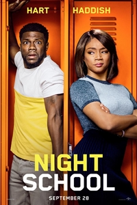 Poster of Night School
