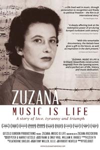 Zuzana: Music is Life Poster
