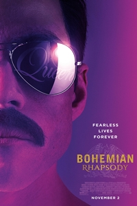 Caption Poster for Bohemian Rhapsody