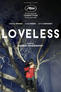 Poster for Loveless (Nelyubov)