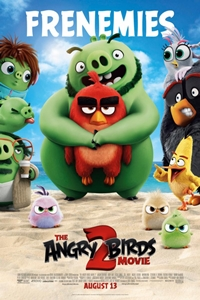 Poster of Angry Birds Movie 2, The