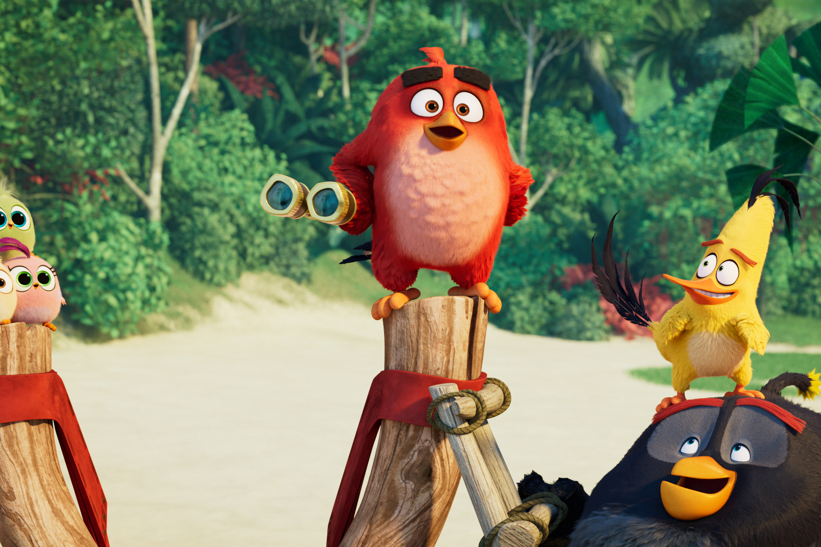 Photo 1 for The Angry Birds Movie 2