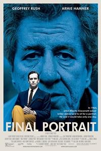 Poster for Final Portrait