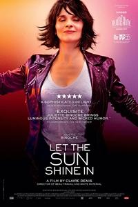 Poster for Let the Sunshine In (Un Beau Soleil Intérieur)