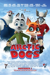 Poster of Arctic Dogs