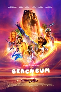 Poster of Beach Bum, The