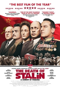 Poster of The Death of Stalin