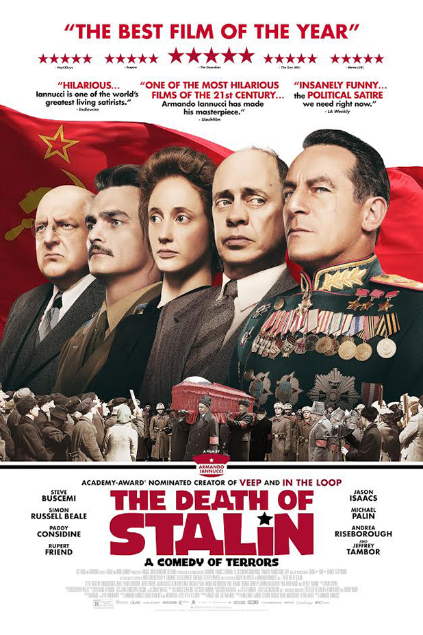 The Death Of Stalin Movie Times New Vision Theatres