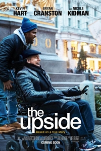 Caption Poster for The Upside
