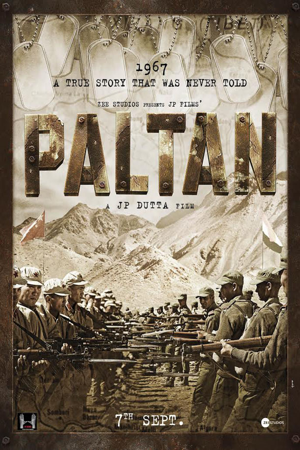 Paltan 2018 7starhd Hindi Full Movie Download 250MB HDRip