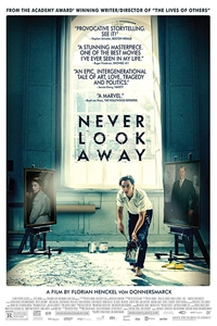 Never Look Away (Werk ohne Autor) Poster