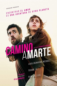 Poster of Camino a Marte