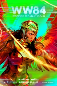 Poster for Wonder Woman 1984
