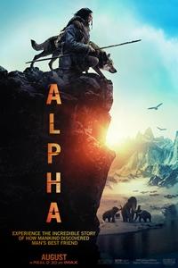 Alpha 3D Poster