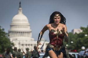Wonder Woman 1984: The IMAX Experience Still 4