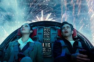 Wonder Woman 1984: The IMAX Experience Still 10