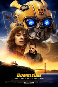 Bumblebee in D-BOX Poster