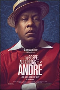 Poster for Gospel According to André, The