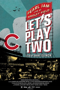 Poster for Pearl Jam: Let's Play Two