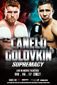 Poster of Canelo vs. GGG Supremacy