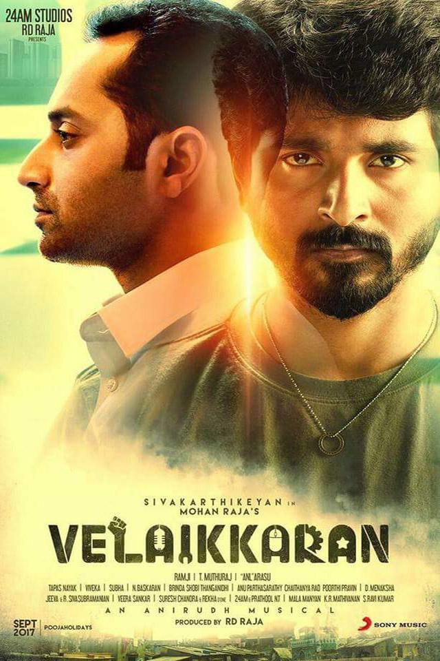 Download Velaikkaran (2017) Hindi Dubbed Full Movie 480p | 720p