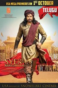 Sye Raa Narasimha Reddy (Telugu) Poster
