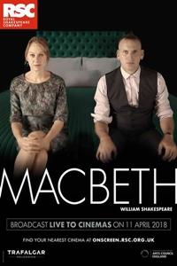 Royal Shakespeare Company: Macbeth Poster
